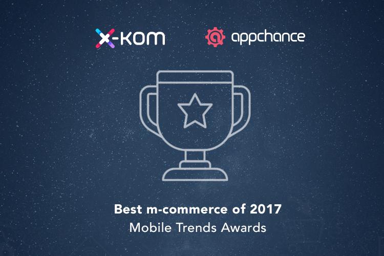Mobile Trends Awards m-commerce winner