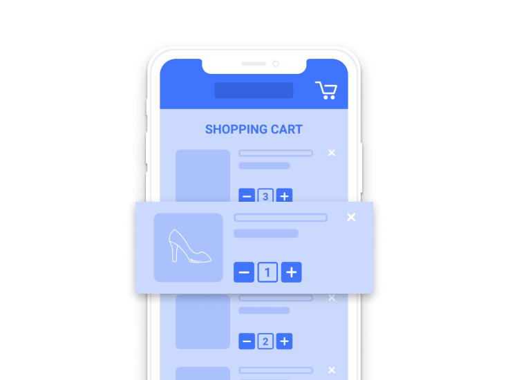 How to Make the Right Interface for an M-Commerce App